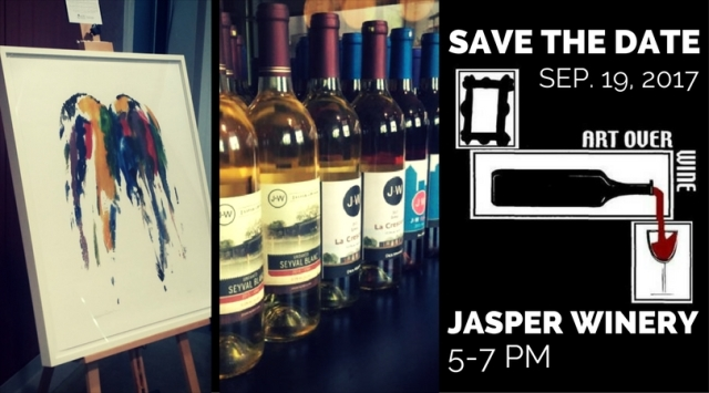 Art Over Wine Save the Date