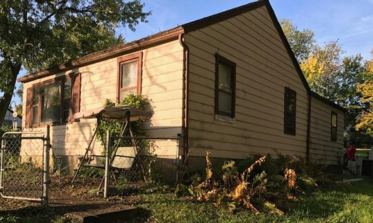 Wells Fargo Repairs Aging Home of Former Employee